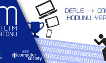 İTÜ IEEE 3. Yazılım Maratonu'nu Kaçırmayın