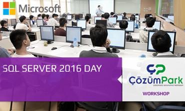 SQL Server 2016 Day 19 Mart'ta Gerçekleşecek