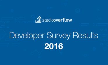 Stack Overflow 2016 Geliştirici Anketi Sonuçları
