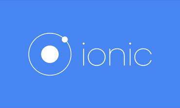 Ionic ile Uygulama Geliştirme ve Ionic Market