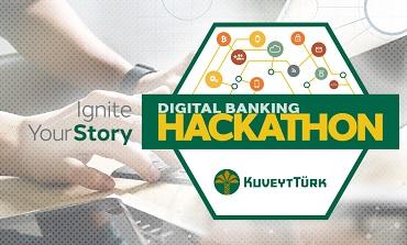 Dijital Bankacılık Hackathon 13-14 Mayıs'ta