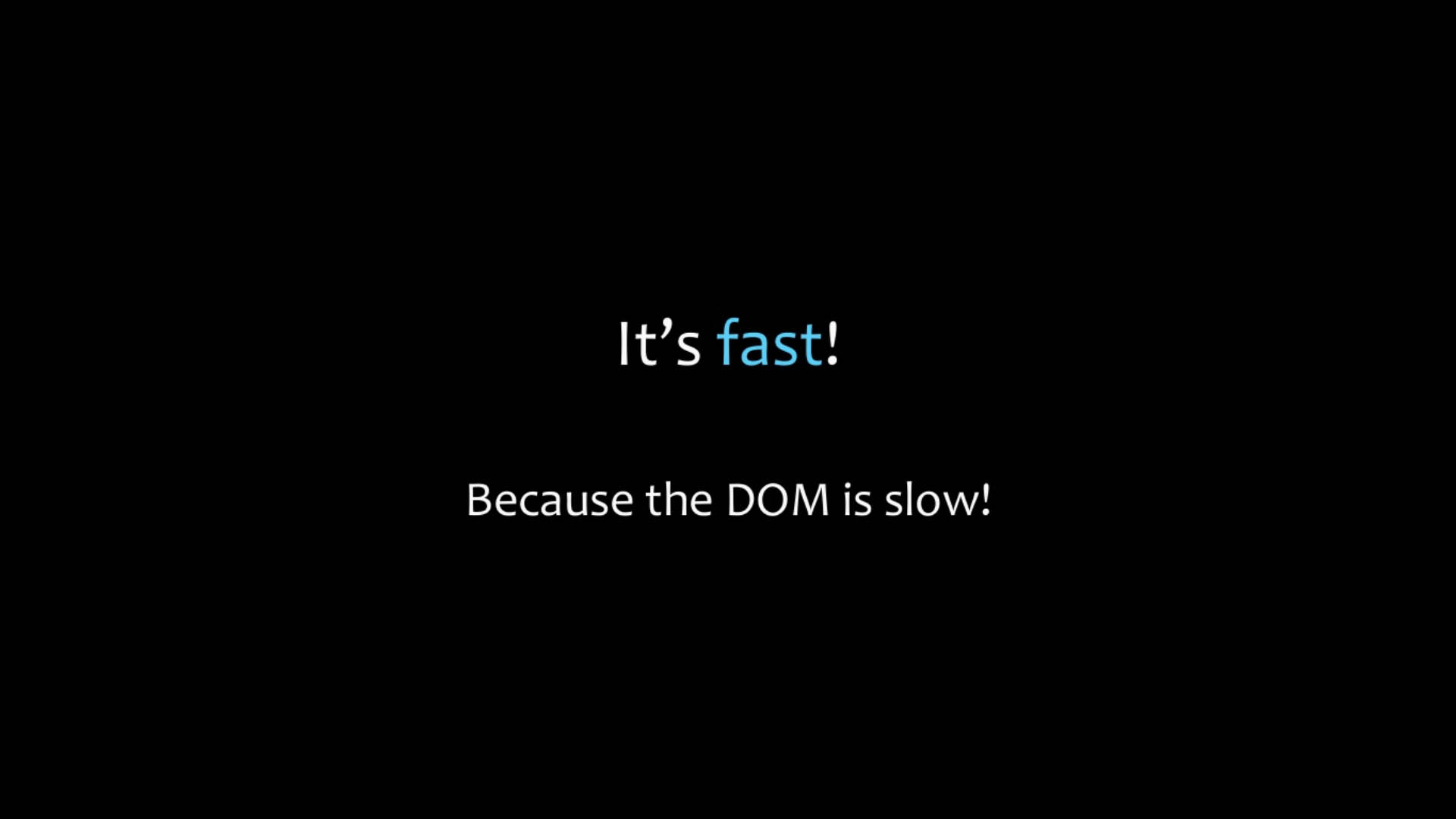 ItsFast