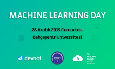 Machine Learning Day 28 Aralık'ta