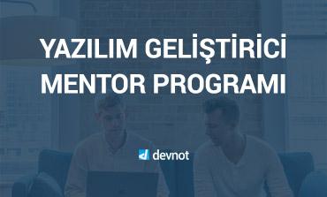 Yazılım Geliştirici Mentor Programı Başvuruları Başladı