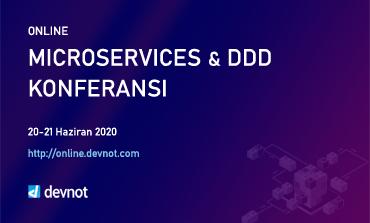 Online Microservices ve DDD Konferans Notları