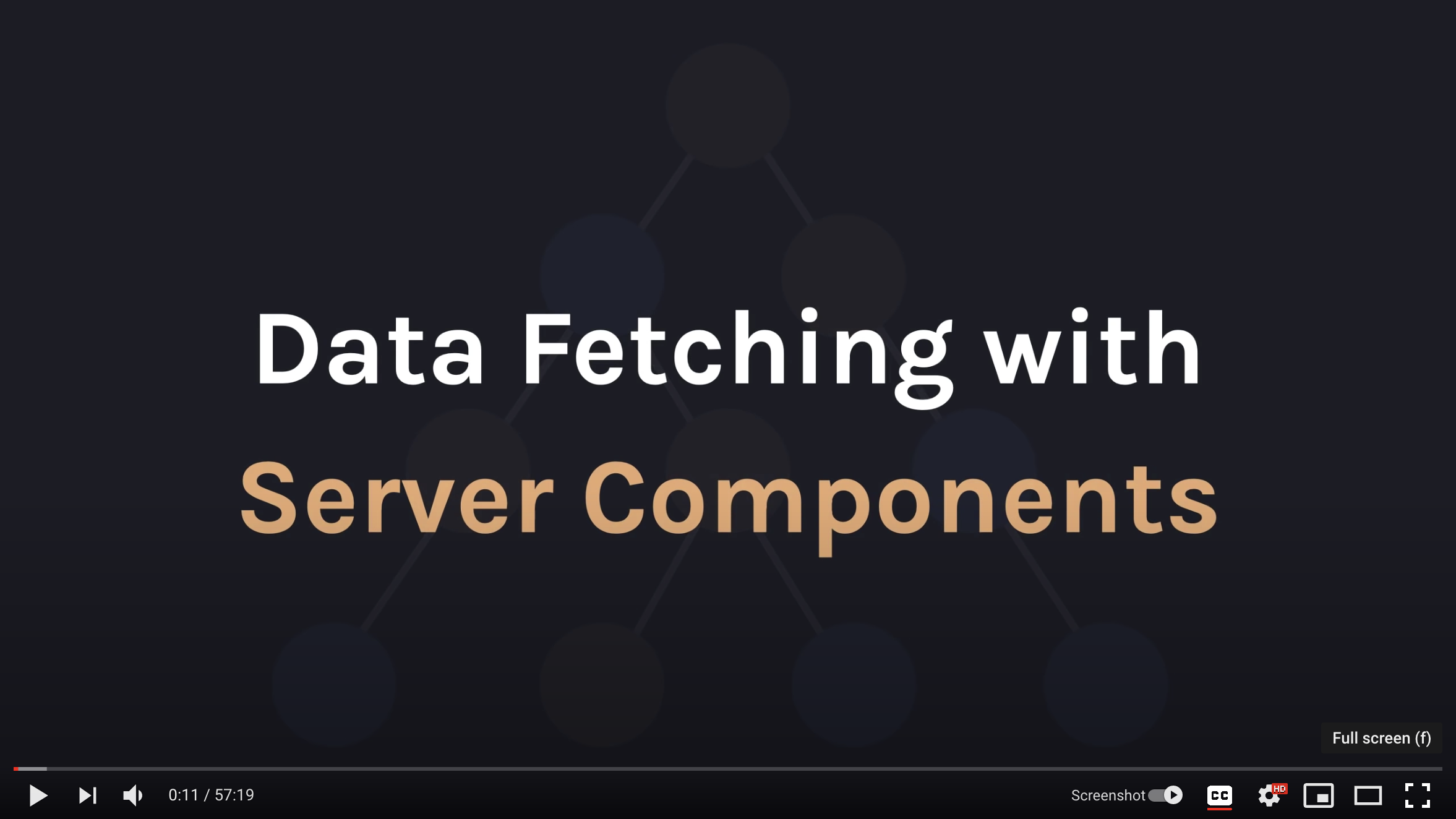 (343) Data Fetching with React Server Components - YouTube 2021-01-05 22-36-46