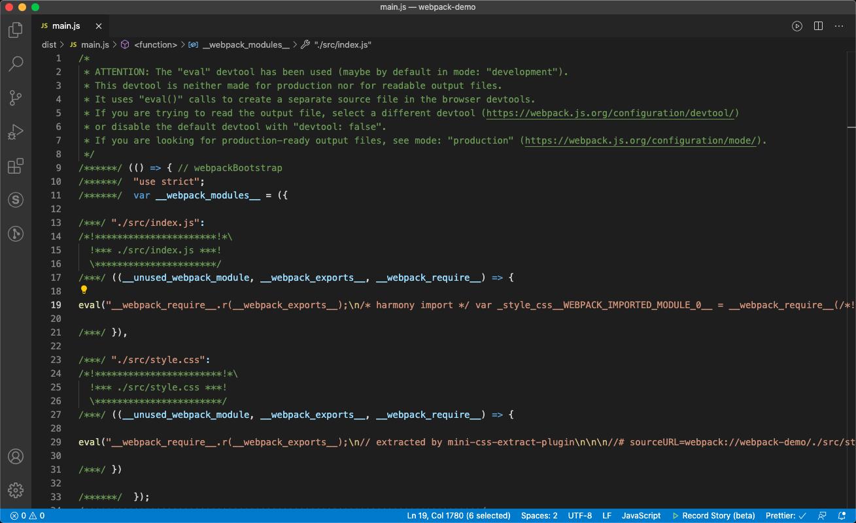 main.js — webpack-demo 2021-02-04 18-21-26