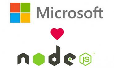 Microsoft'un Node.JS Yatırımları