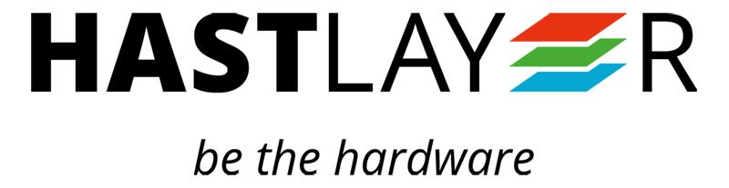 Hastlayer logo with bg_white_800px