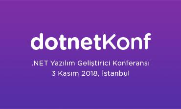 .NET Yazılım Geliştirici Konferansı dotnetKonf 3 Kasım'da