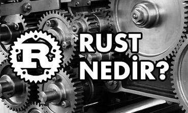 Rust Programlama Diline Giriş