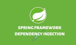 Spring Framework ile Dependency Injection